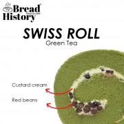 FB-green tea swiss roll