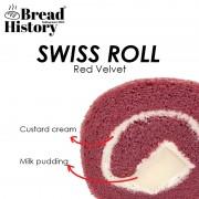 FB-red velvet Swiss roll