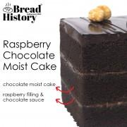 FB-raspberry chocolate moist cake
